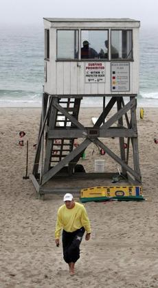 Johnson has become a legend for his years at Nauset Beach.